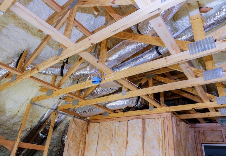 Five Reasons Why a New Ceiling Insulation is Needed